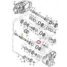 Corp sincronizat viteza 3,4 cutie de viteze manuala t4 2003